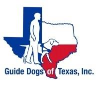 Guide Dogs of Texas Logo