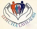 Simcha Layeladim (Kids Vs. Cancer) Logo