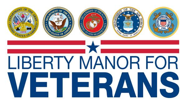 Liberty Manor for Veterans Inc Logo