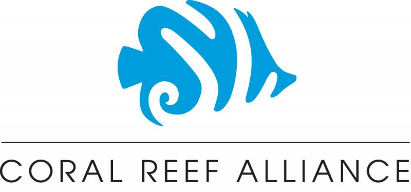 The Coral Reef Alliance Logo