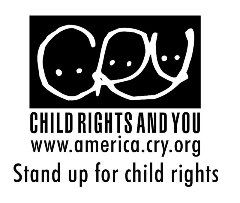 CRY - Child Rights and You America Inc. Logo