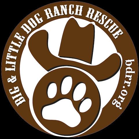 Big Dog Ranch Rescue, Inc. Logo
