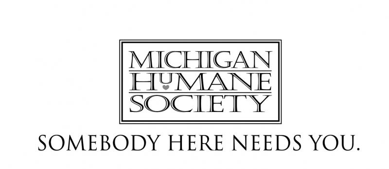 Michigan Humane Society Logo