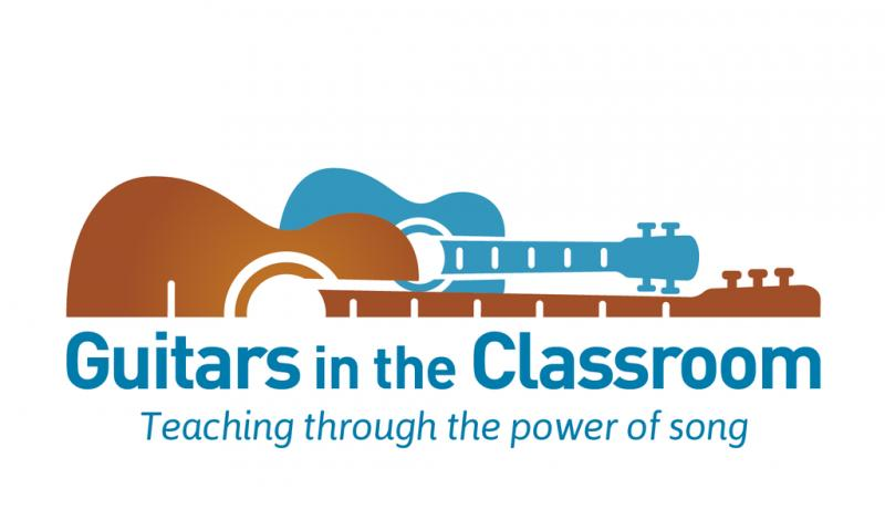 Guitars in the Classroom Logo