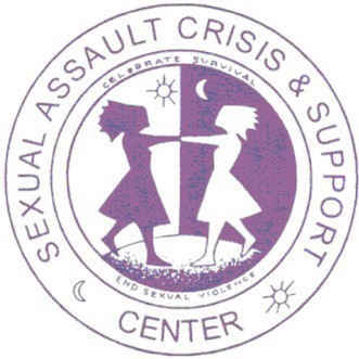 Sexual Assault Crisis And Support Logo