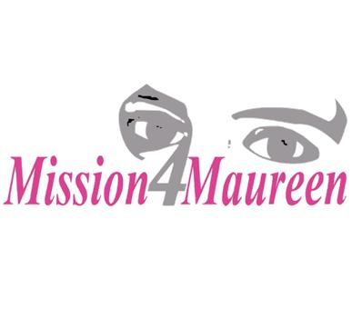 Mission4Maureen Logo
