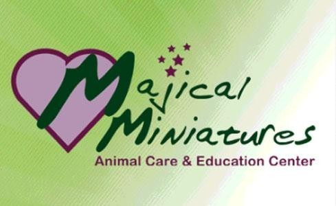 Majical Miniatures and the Cat's Cradle inc Logo