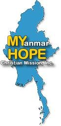 Myanmar Hope Christian Mission, Inc. Logo