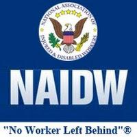 NAIDW™ - National Association of Injured & Disabled Workers Logo