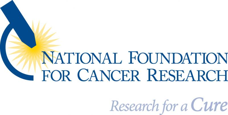 National Foundation for Cancer Research Logo