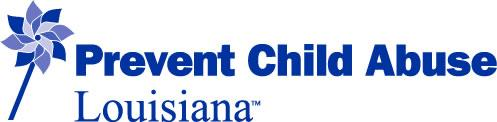 PREVENT CHILD ABUSE LOUISIANA INC Logo