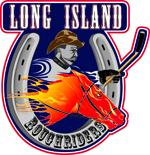Long Island Sled Hockey Inc. - For the Differently-abled Athlete Logo