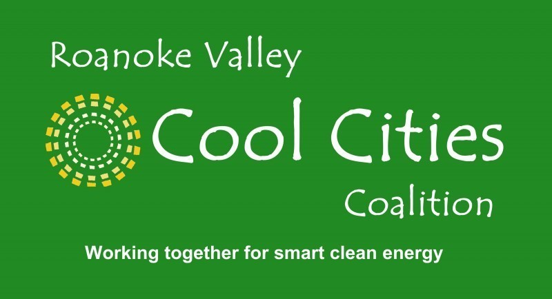 Roanoke Valley Cool Cities Coalition Logo