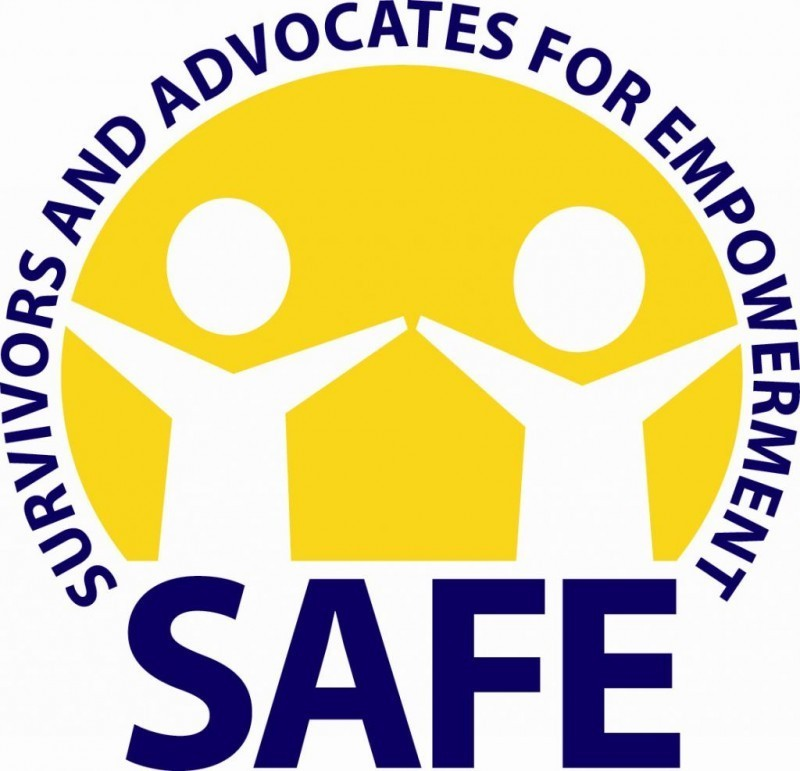 Survivors and Advocates for Empowerment (SAFE), Inc. Logo