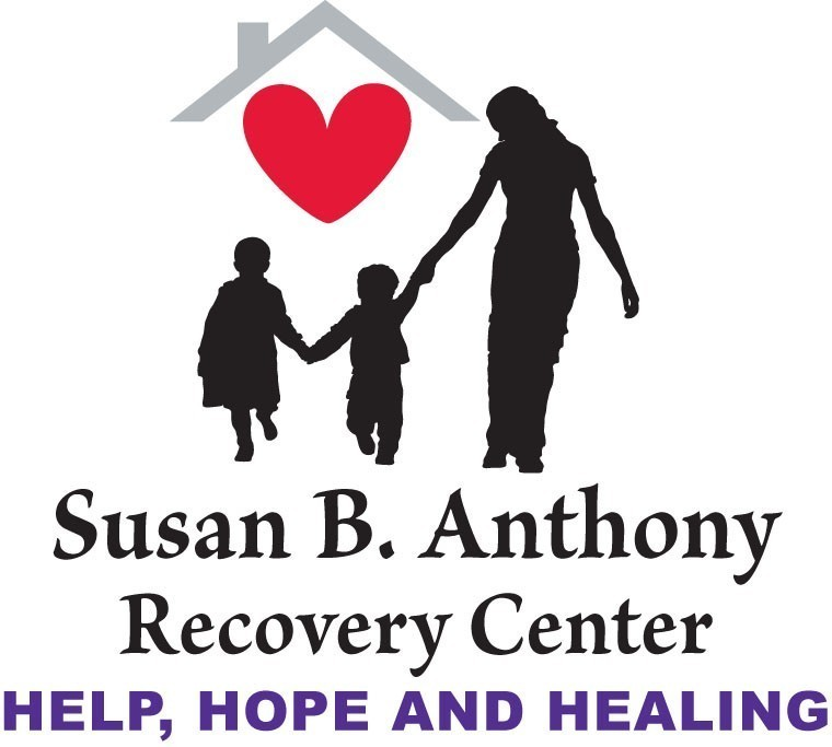 Susan B Anthony Recovery Center Logo