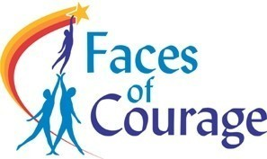 Faces of Courage Foundation Logo