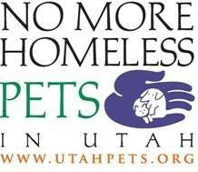 No More Homeless Pets in Utah Logo
