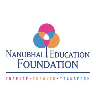 Nanubhai Education Foundation Logo