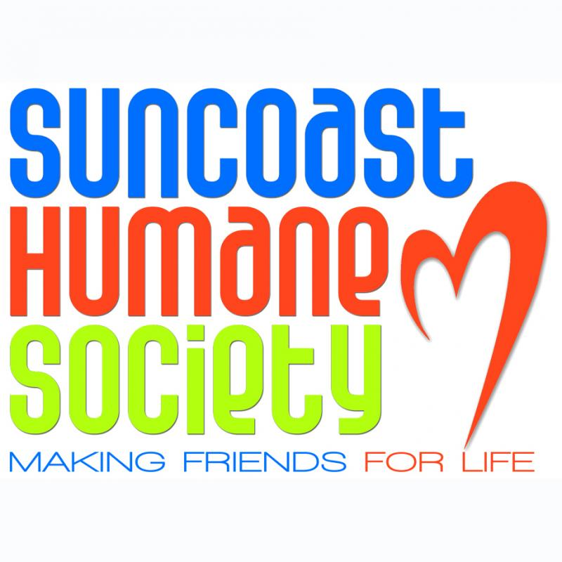 Suncoast Humane Society Inc Logo