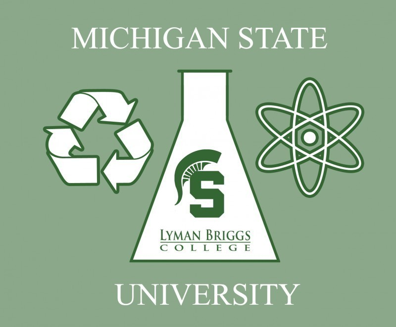 Michigan State University - Lyman Briggs College Logo