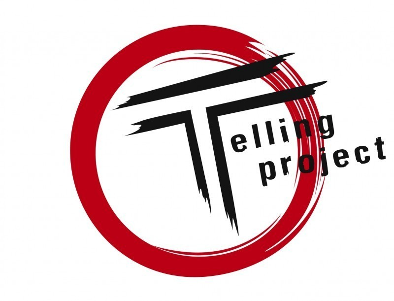 The Telling Project Logo