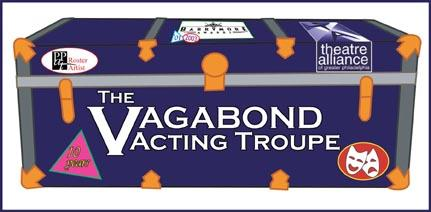 Vagabond Acting Troupe Logo