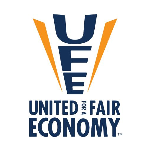 United for a Fair Economy, Inc. Logo