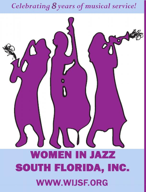 Women in Jazz South Florida Inc Logo