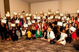 Women of Tomorrow Mentor & Scholarship Program