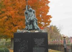 IWO JIMA MEMORIAL HISTORICAL FOUNDATION INC