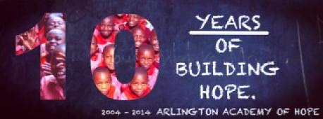 ARLINGTON ACADEMY OF HOPE INC