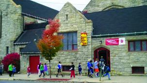 Pittsburgh Urban Christian School (PUCS)