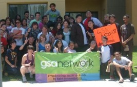 GAY-STRAIGHT ALLIANCE NETWORK
