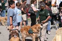 ECAD, Educated Canines Assisting with Disabilities