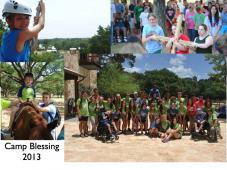 Camp Blessing Texas (formerly Camp Barnabas Tx)