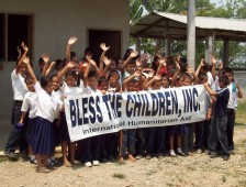 Bless the Children Inc