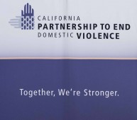 California Partnership To End Domestic Violence