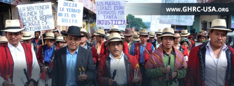 Guatemala Human Rights Commission USA