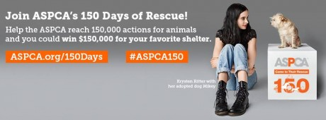 ASPCA - American Society for the Prevention of Cruelty to Animals
