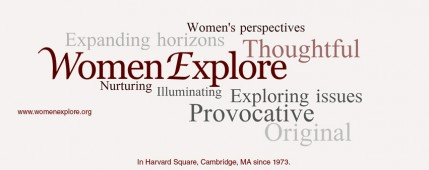 WomenExplore Lecture and Discussion Forum
