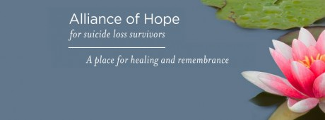 Alliance of Hope for Suicide Loss Survivors