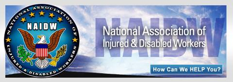 Naidw™ - National Association Of Injured & Disabled Workers