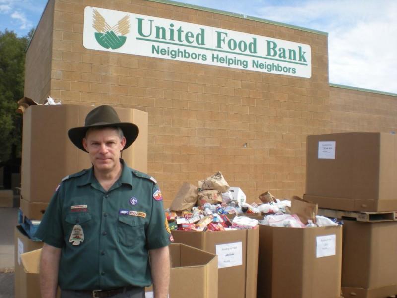 United Food Bank Nonprofit In Mesa Az Volunteer Read