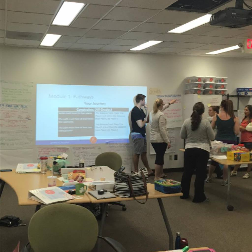 Collaborative Review Teaching : Teaching learning collaborative nonprofit in worthington
