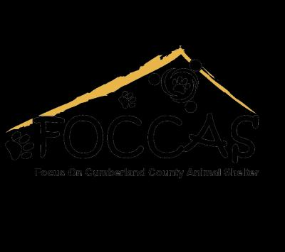 Focus on Cumberland County Animal Shelter Logo