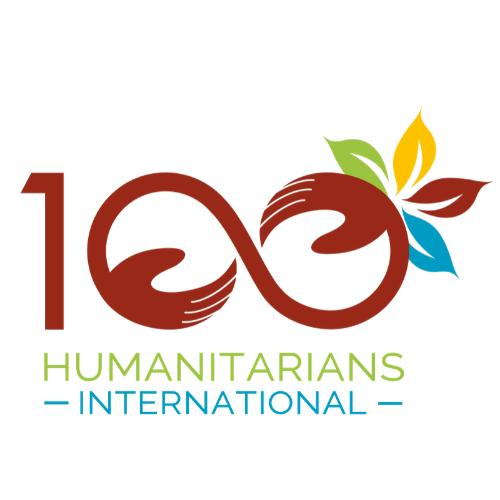 100 Humanitarians International Logo