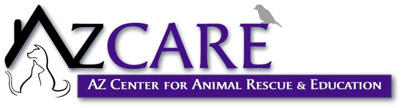 AZ Center for Animal Rescue and Education - AZ Care Logo