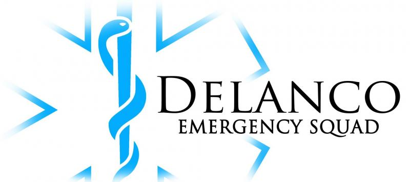 Delanco Emergency Squad Logo