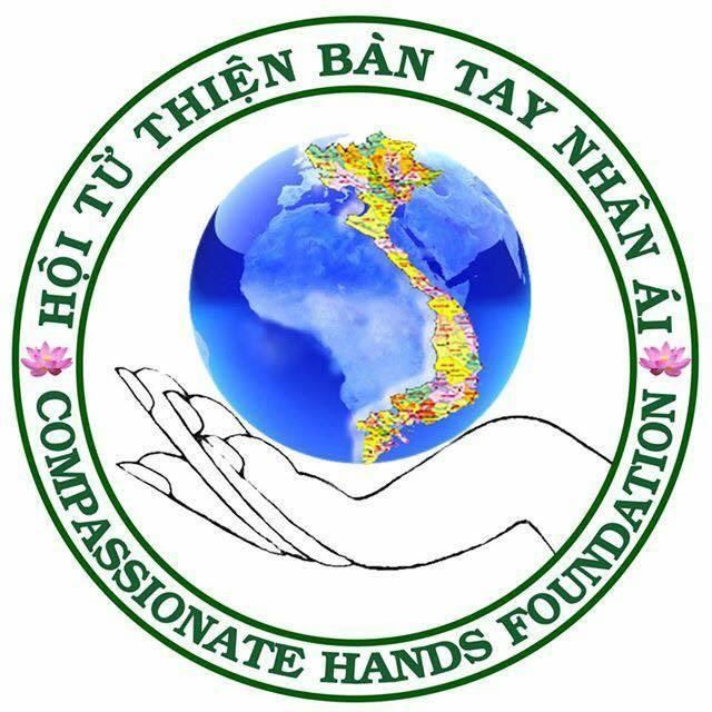 Ban Tay Nhan Ai - Compassionate Hands Foundation Logo