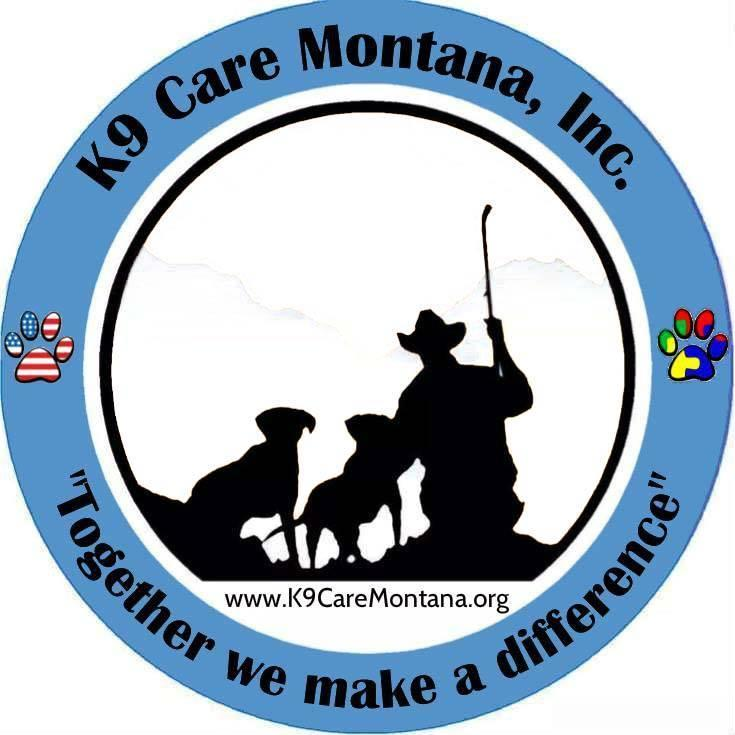 K9 Care Montana, Inc. Logo
